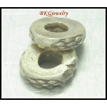 5x Hill Tribe Silver Jewelry Supplies Beads Spacer Wholesale [KB014]