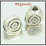 10x Jewelry Findings Hill Tribe Silver Wholesale Beads Spacer [KB053]