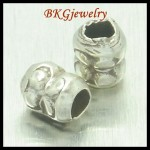 10x Wholesale Jewelry Findings Karen Hill Tribe Silver Beads [KB025]