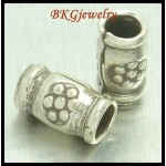 10x Wholesale Jewelry Findings Beads Karen Hill Tribe Silver [KB047]