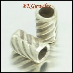 10x Karen Hill Tribe Silver Jewelry Findings Beads Wholesale [KB056]