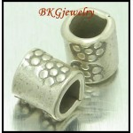 10x Jewelry Supplies Beads Wholesale Karen Hill Tribe Silver [KB095]