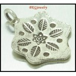 2x Hill Tribe Silver Karen Jewelry Supplies Wholesale Charms [KC062]