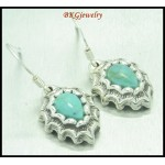 Electroform Wholesale Semi-Precious Sterling Silver Earrings [ME097]